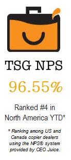 The Swenson Group - Net Promoter Score
