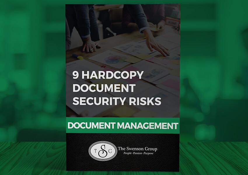 9 Hardcopy Document Security Risks Ebook