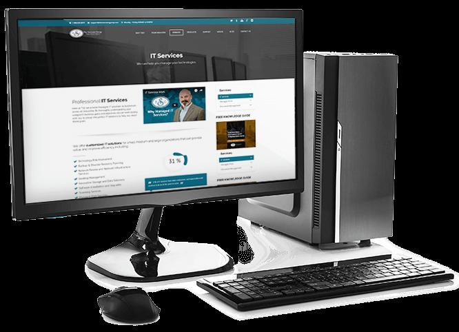 The Swenson Group, Livermore California - IT Services