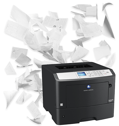 Managed Print Services - Livermore California - The Swenson Group