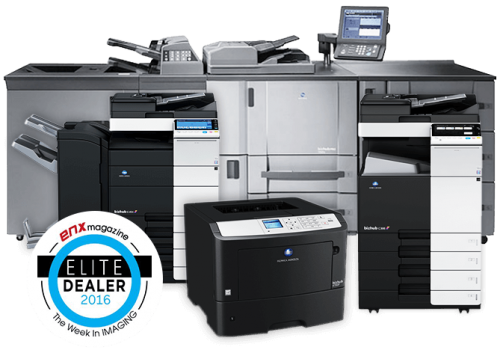 Konica Minolta Printer & Copiers - The Swenson Group, Livermore California