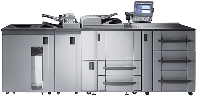 Order Konica Minolta Production System from The Swenson Group