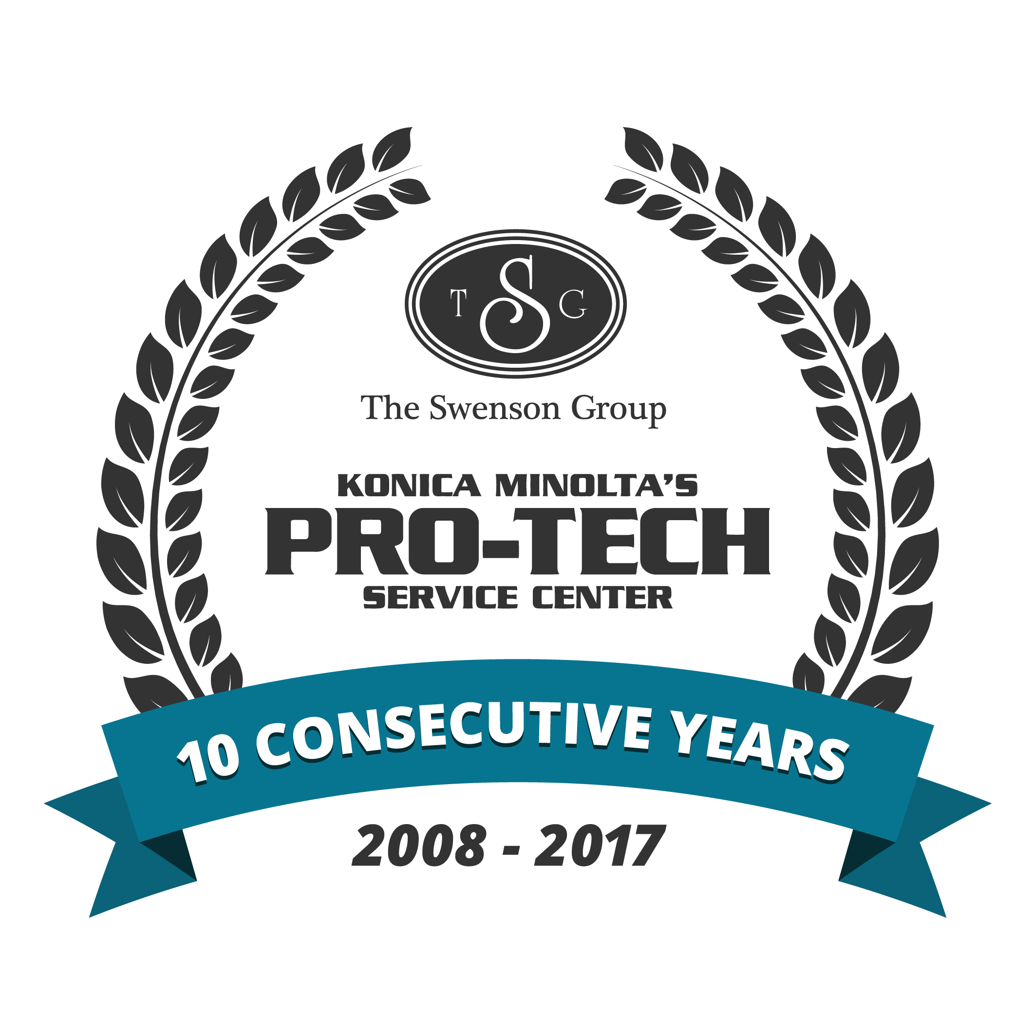 Konica Minolt's Pro-Tech Award Winner, The Swenson Group