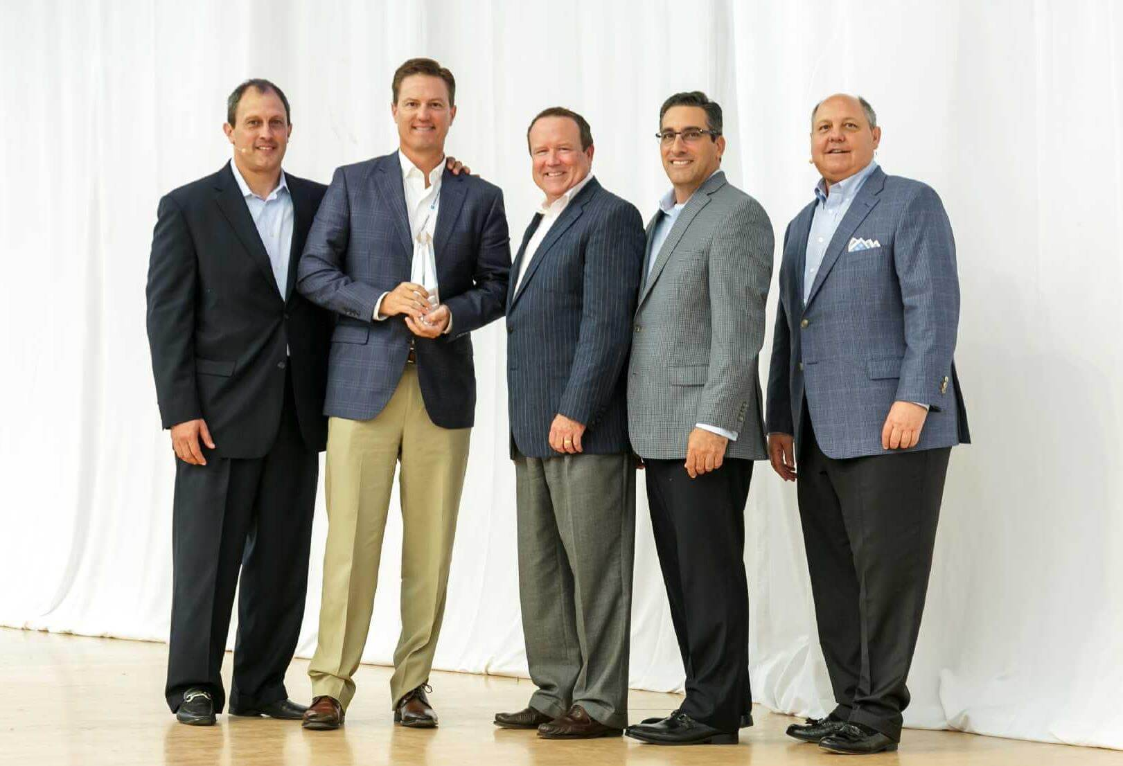 The Swenson Group - Dealer Achievement Award