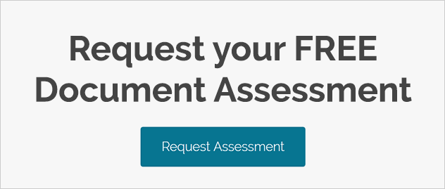 Request a Document Assessment from The Swenson Group