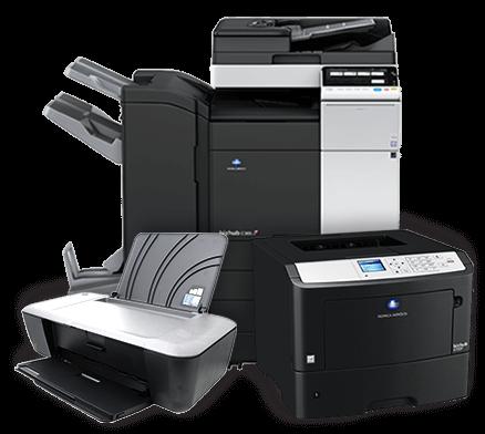 Koinca Minolta Printers from The Swenson Group