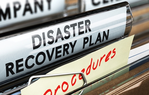 Five Steps to a Solid Disaster Recovery Plan