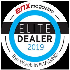 enx magazine elite dealer 2019 logo