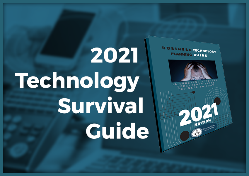 2021 Technology Survival Guide ad