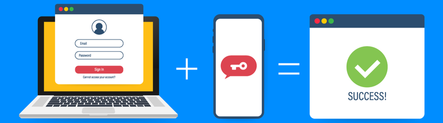 Two-Factor Authentication for Added Security